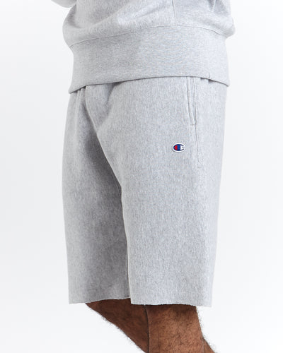 Champion Reverse Weave Shorts - Grey
