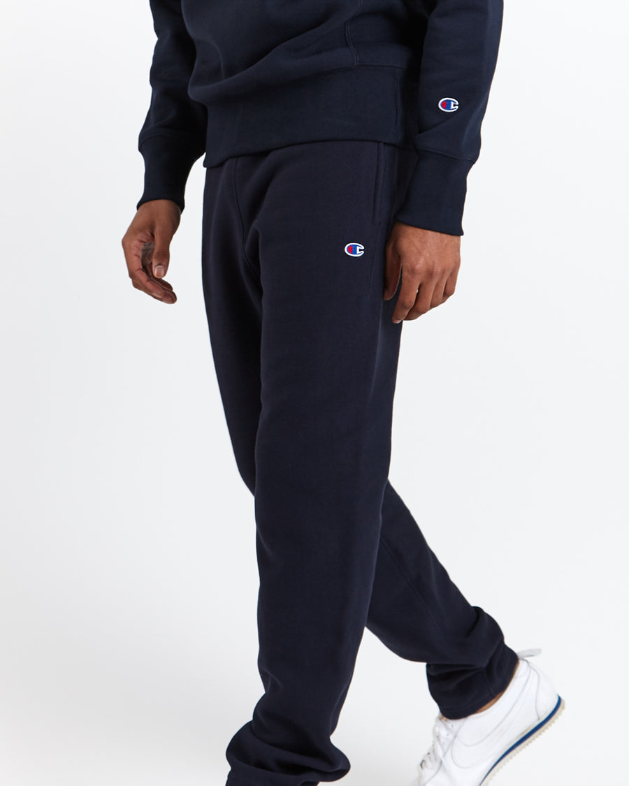 Champion Reverse Weave Sweatpants - Navy
