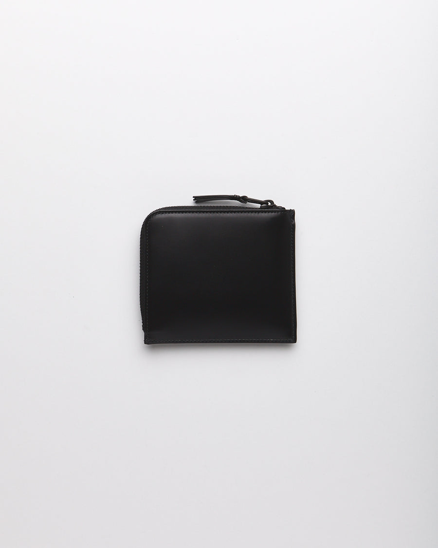 Very Black Line Wallet - Black (SA3100)