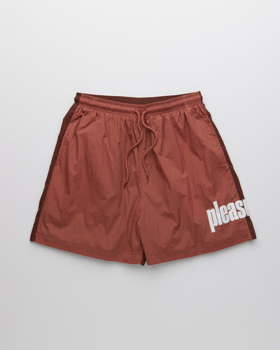 Electric Active Shorts - Maroon