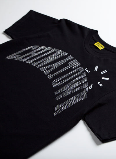 Unspoken x Chinatown Market Collegiate T-shirt - Black