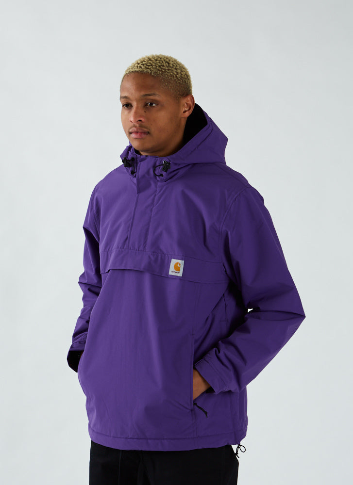 Nimbus Pullover - Frosted Viola
