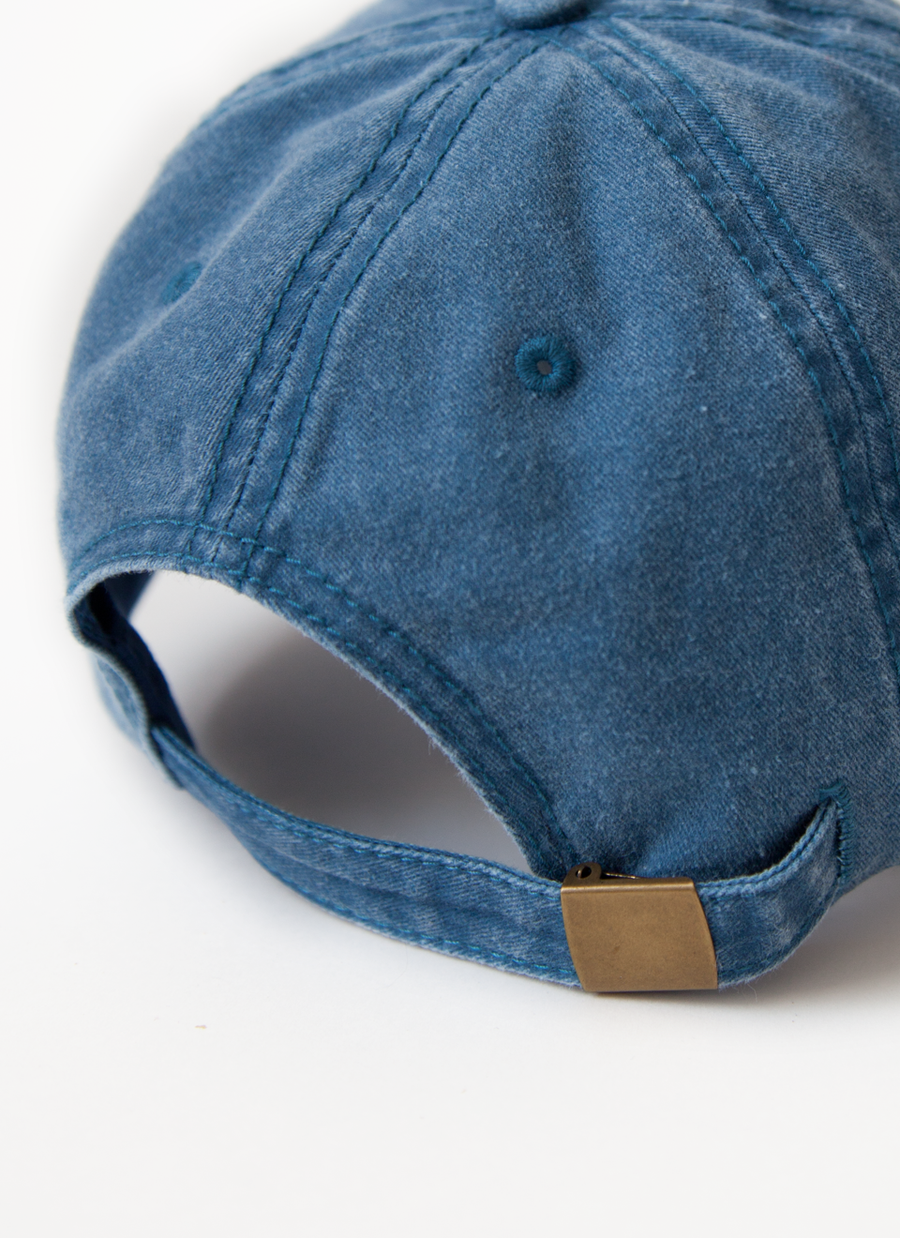 PDX Cap - Denim Blue