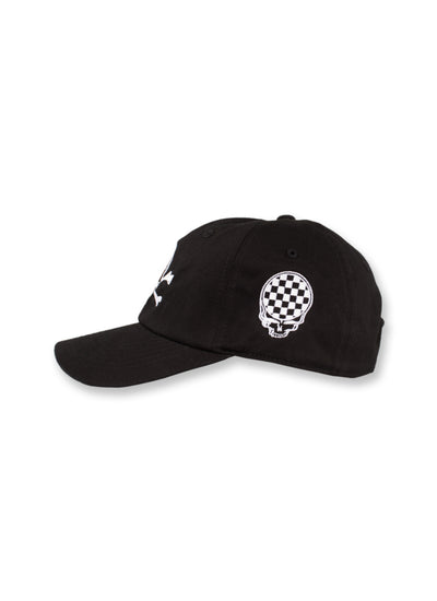 Pleasures x Grateful Dead Dead Crew Hat - Black