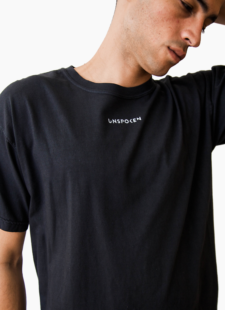 Logotype Tee - Black