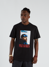 Pleasures x Big Pun Beware T-shirt - Black