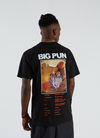 Pleasures x Big Pun Stats T-shirt - Black