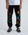 Atelier Sweatpants - Black