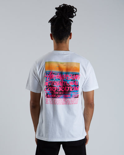Clear Day Tee - White