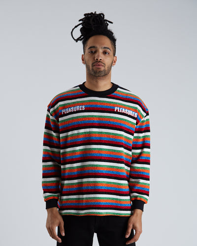 Success Sweater - Multi