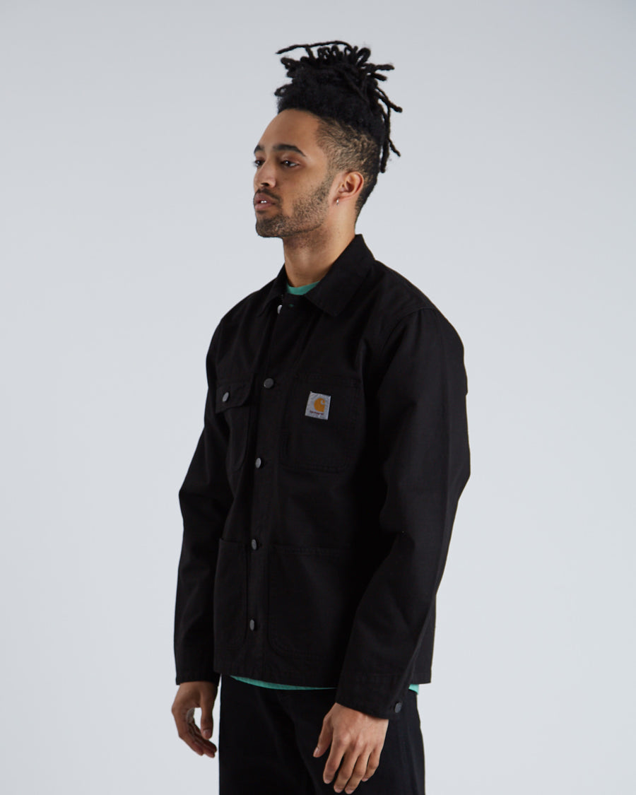 Michigan Chore Coat - Black