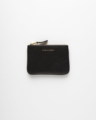 Classic Leather Line Wallet - Black (SA8100)