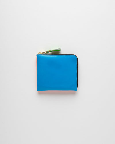 Super Fluo Wallet - Blue/Orange (SA3100SF)