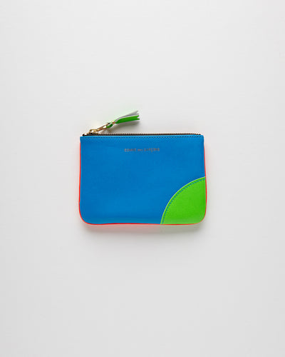 Super Fluo Wallet - Blue/Orange (SA8100SF)