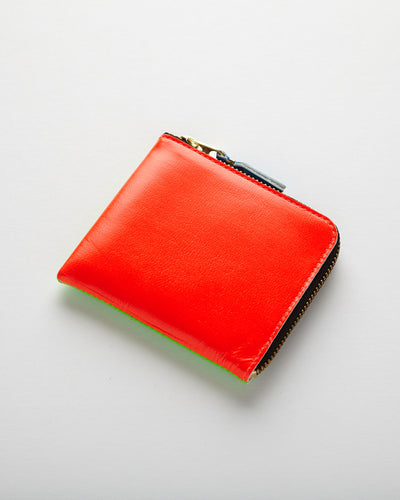 Super Fluo Wallet - Orange/Green (SA3100SF)