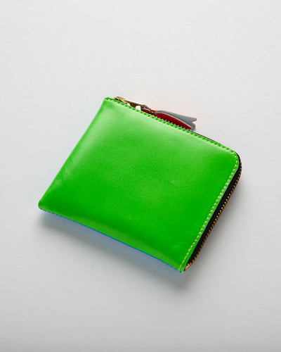 Super Fluo Wallet - Green/Blue (SA3100SF)