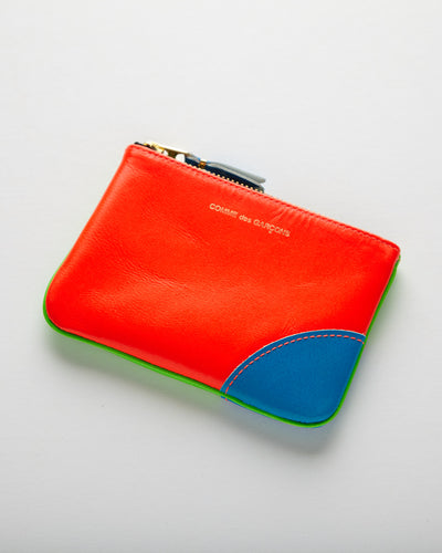 Super Fluo Wallet - Green/Orange (SA8100SF)