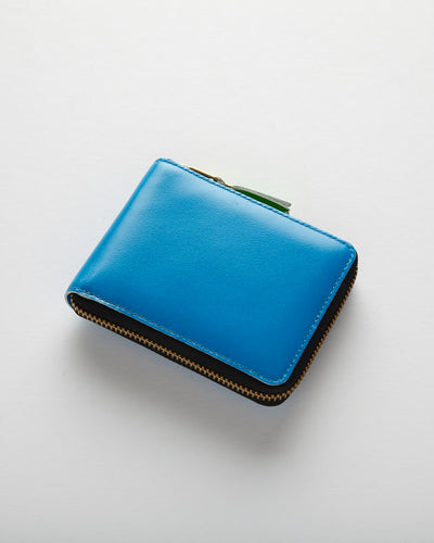 Super Fluo Wallet - Blue (SA7100SF)