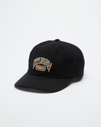 Campus Low Pro Cap - Black
