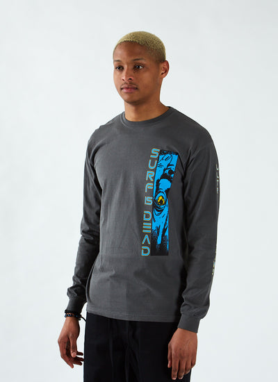 Rain Dance Long Sleeve T-shirt - Sage