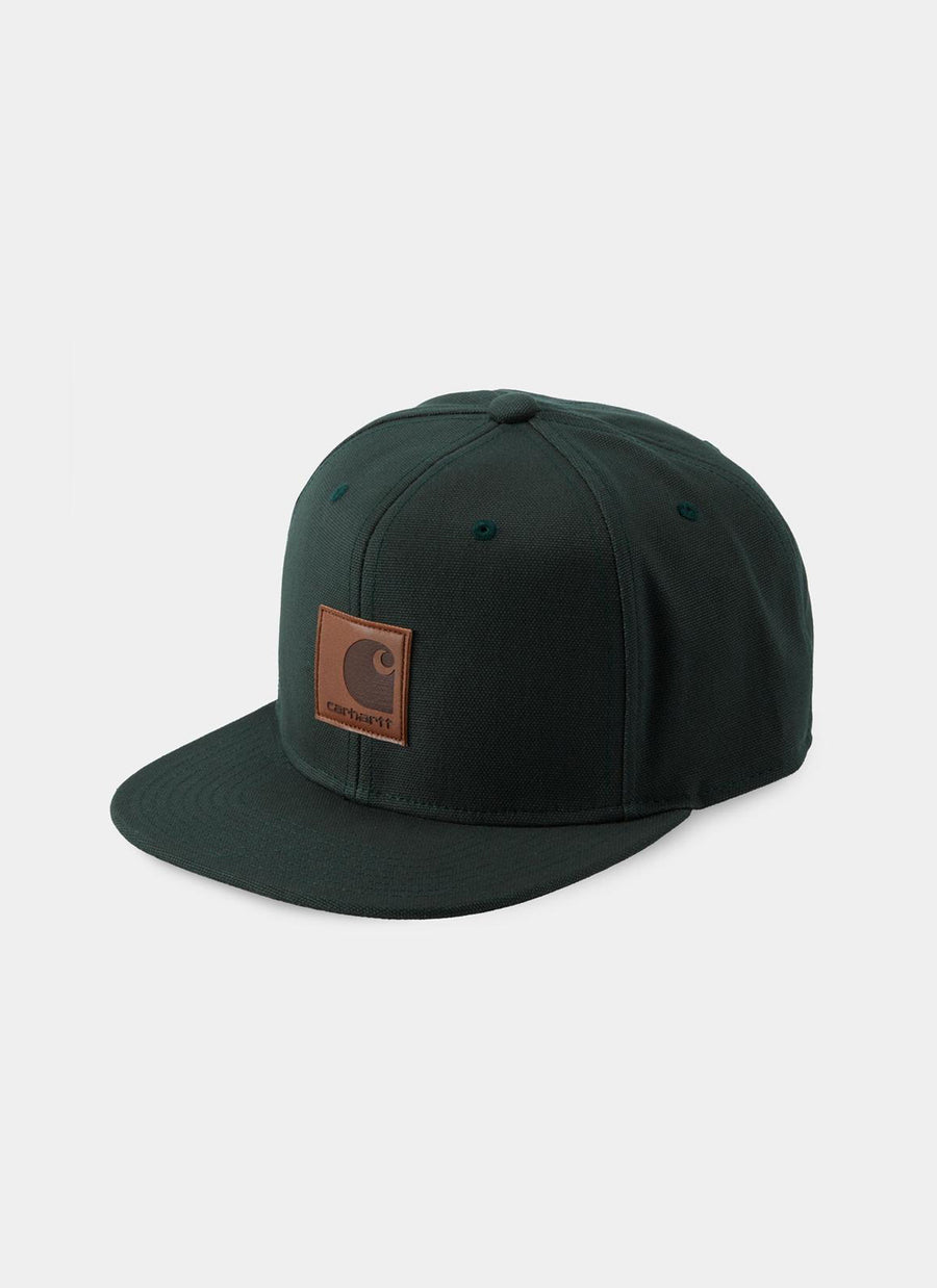 Logo Cap - Chrome Green