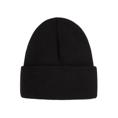 Big Stock Cuff Beanie - Black