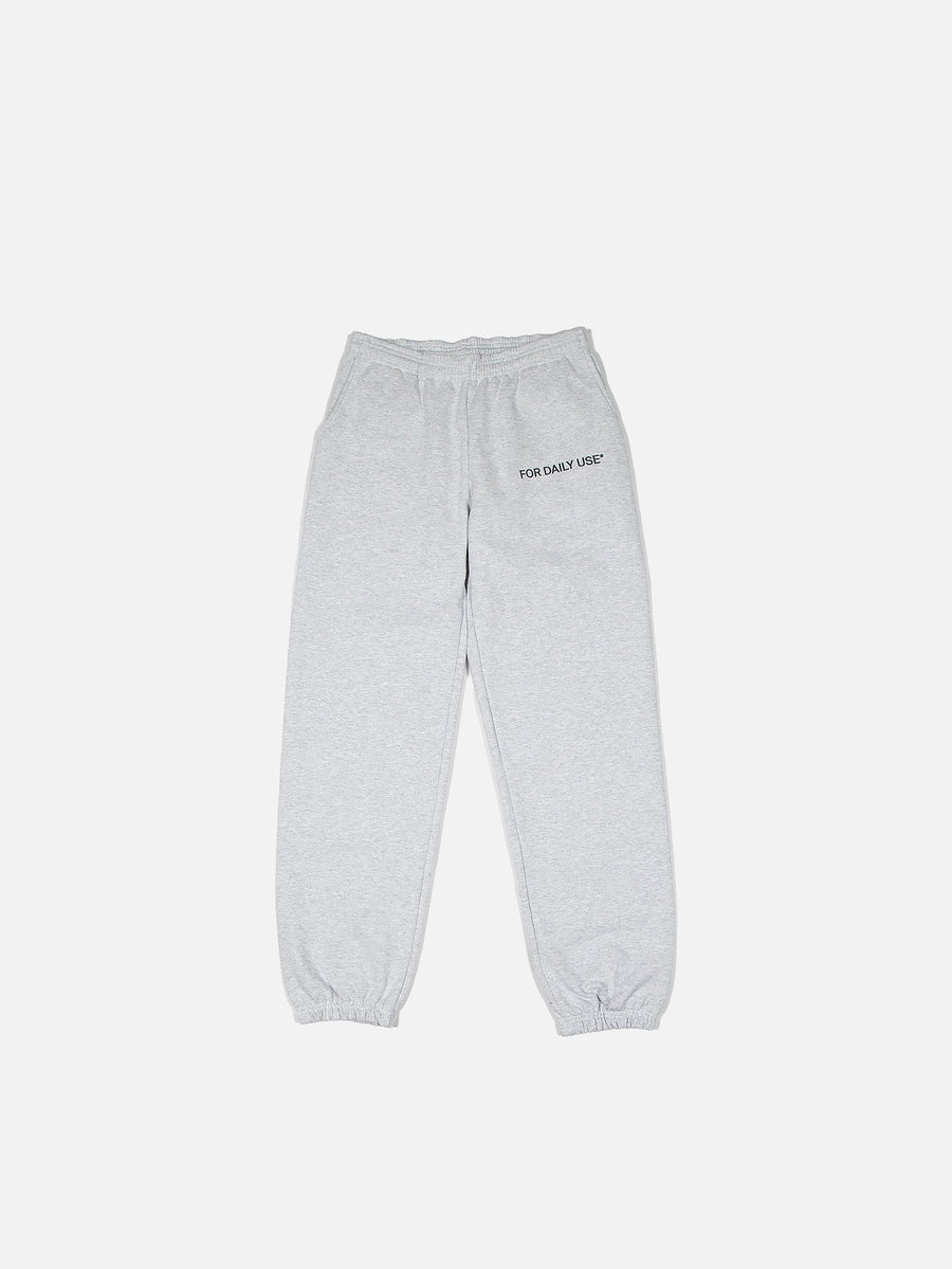 For Daily Use * Sweatpants - Ash
