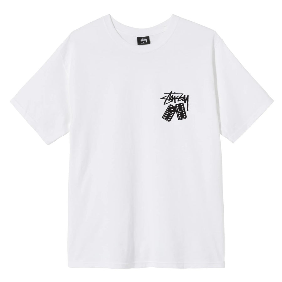 Pair Of Dice Tee - White