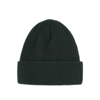 Small Patch Watchcap Beanie - Green