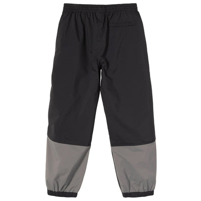 Taped Seam rain Shell Pant - Black