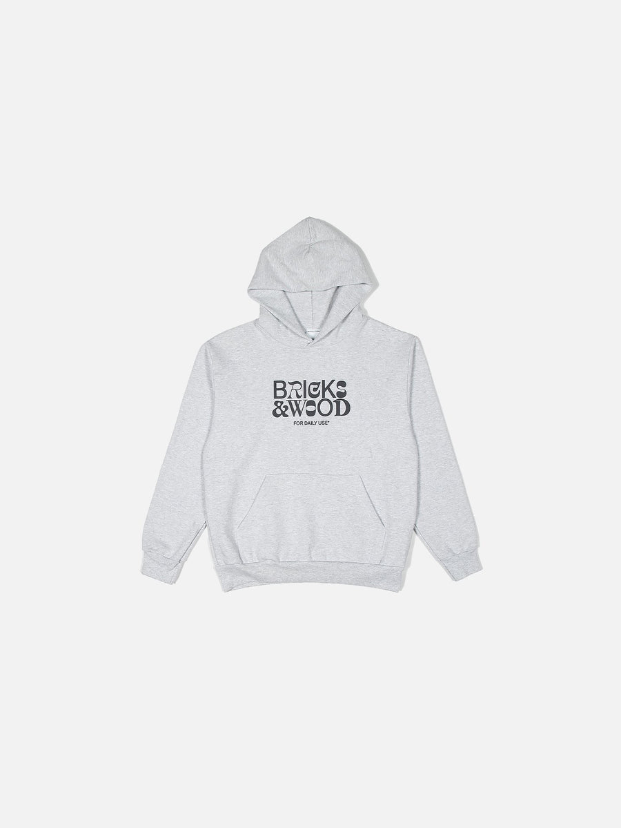 For Daily Use Hoodie - Ash