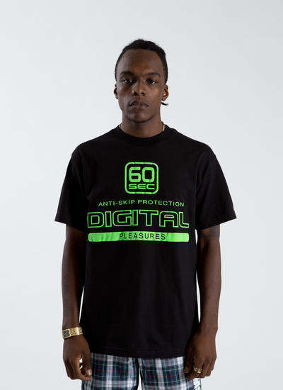 Digital T-shirt - Black