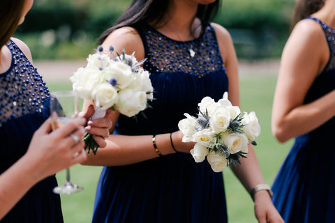 Simple Bridesmaids Jewelry ideas