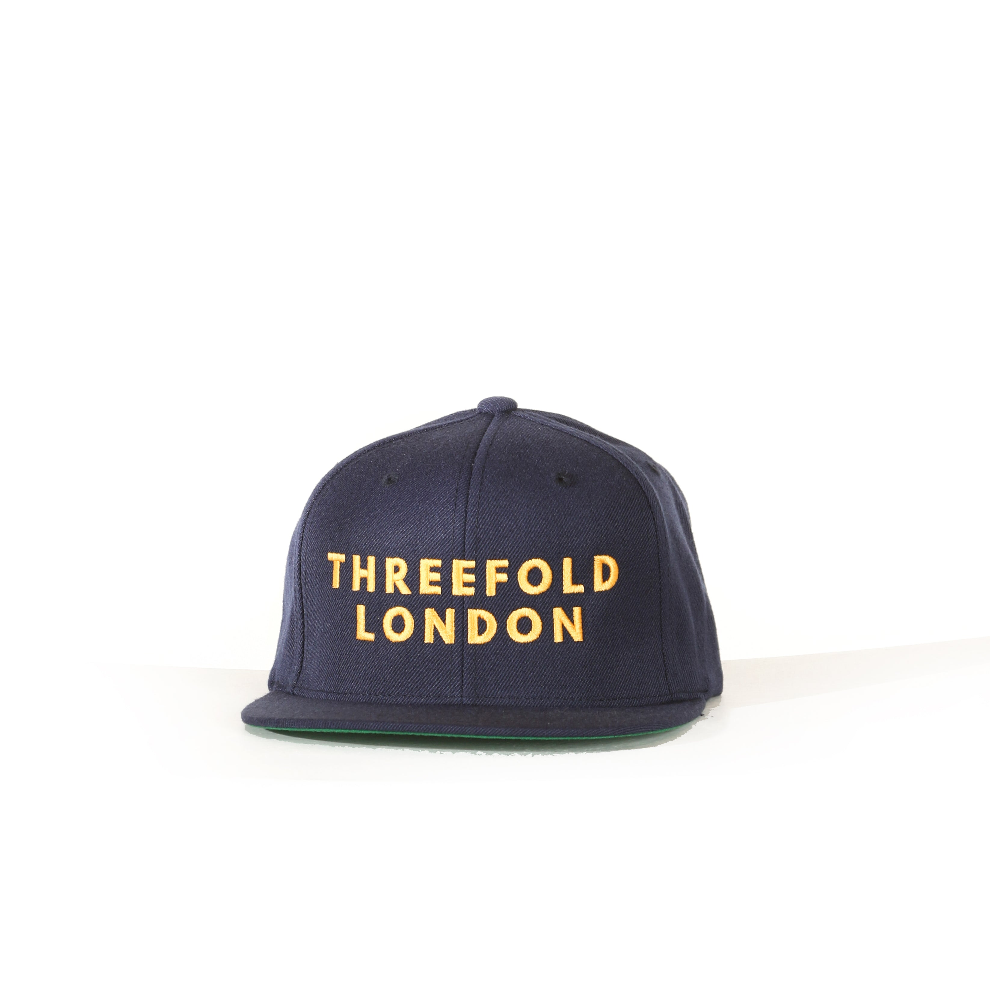 Limited Edition  Classic Snapback Cap in Navy Blue   Gold ... c2bd61a2532e