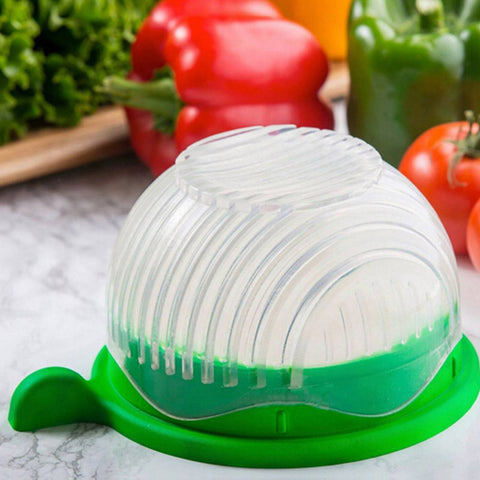 Insta Salad Cutter Bowl