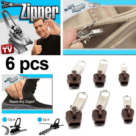 Instant Zipper Repair Kit