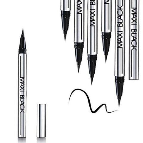 Long Lasting Waterproof Black Eyeliner