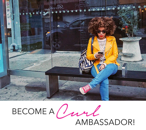 CurlKalon Ambassador Program