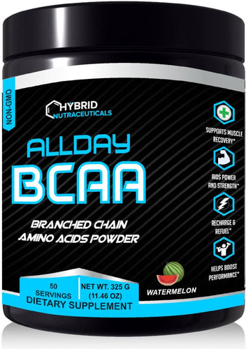 All Day BCAA™ BCAA, Intra, & Post Workout. 2 FLAVORS