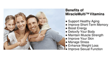 multivitamin for men, benefits