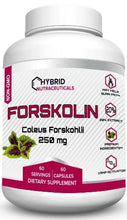 Forskolin - Metabolism, Appetite Supression, Carb Blocker (Non-GMO)
