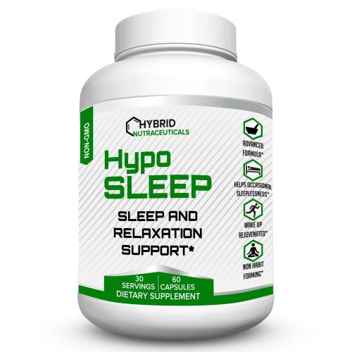 HypoSLEEP™ Sleeping Aid, All Natural, Non-GMO