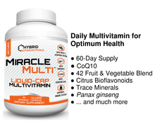 best multivitamin capsules, ingredients