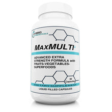 MaxMulti™ Liquid Capsule Multivitamin & Minerals, with Herbal/Superfood Blend (OUT OF STOCK; order the 120 count size MiracleMulti™ Liquid Caps)