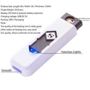 Electronic USB Lighter - Mountainlion