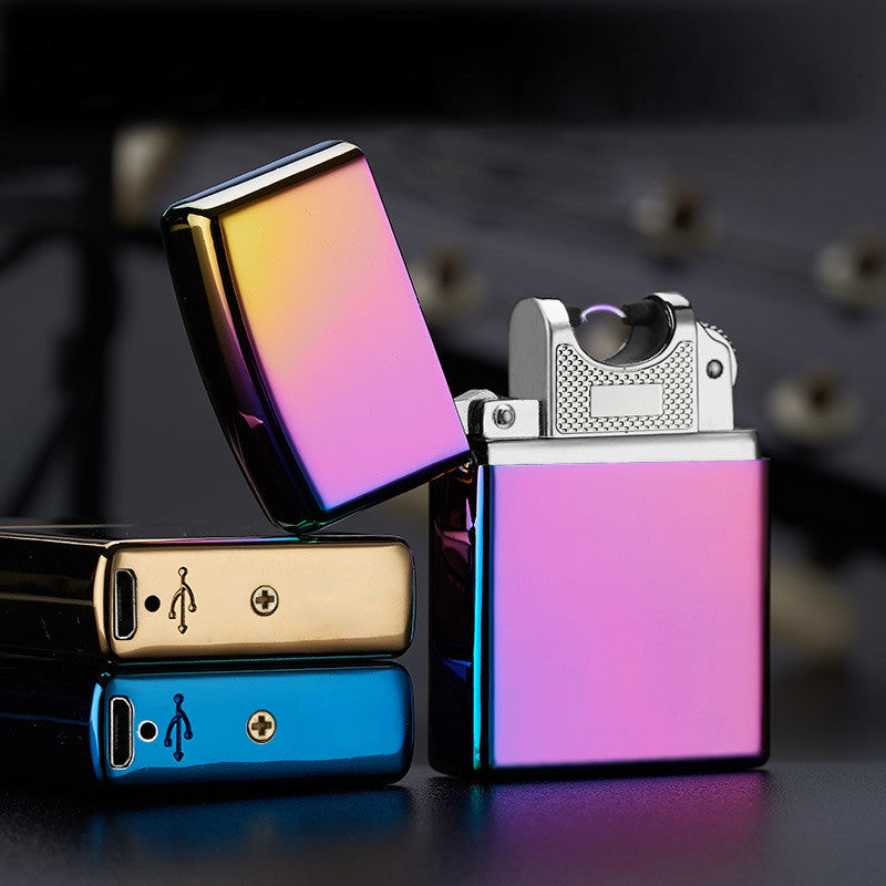 USB Rechargeable Flameless Electric Arc Lighter - Mountainlion