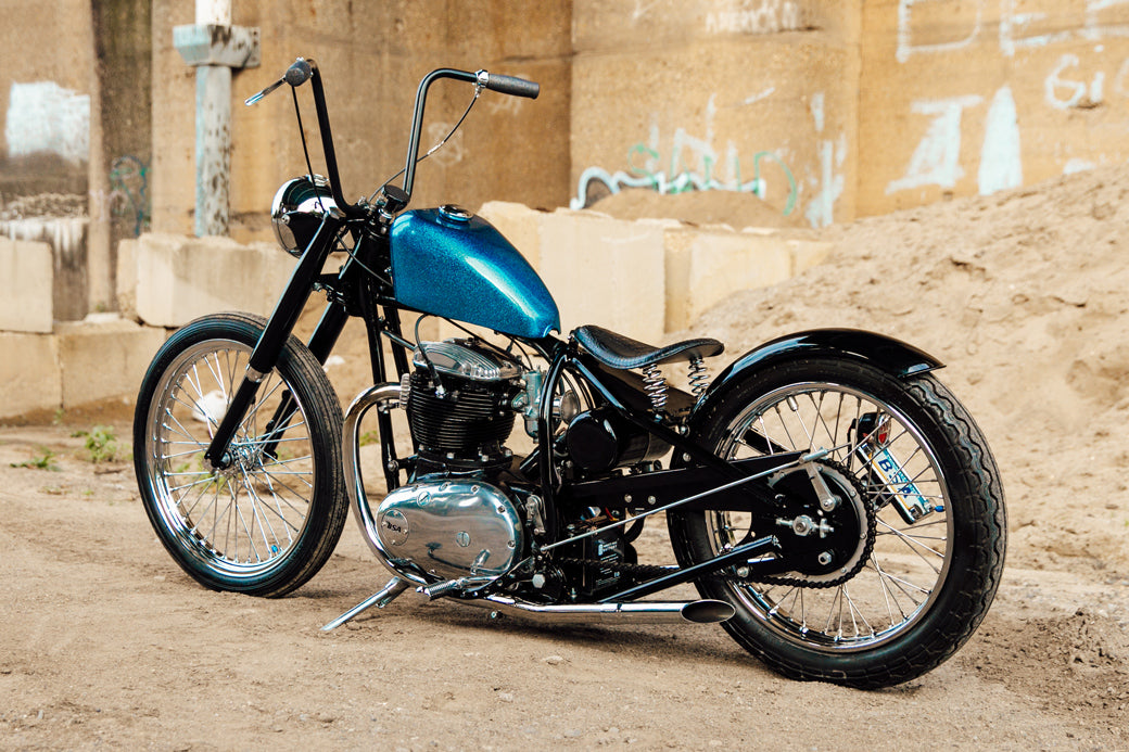 BSA Lightning Bobber