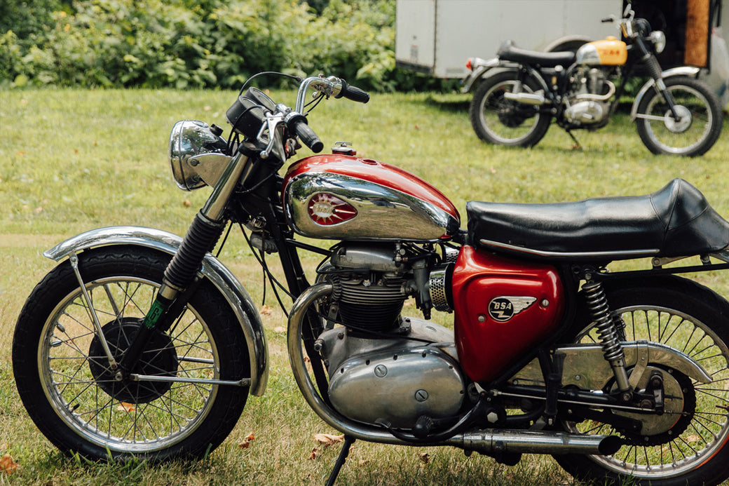 BSA Owners Club Rally
