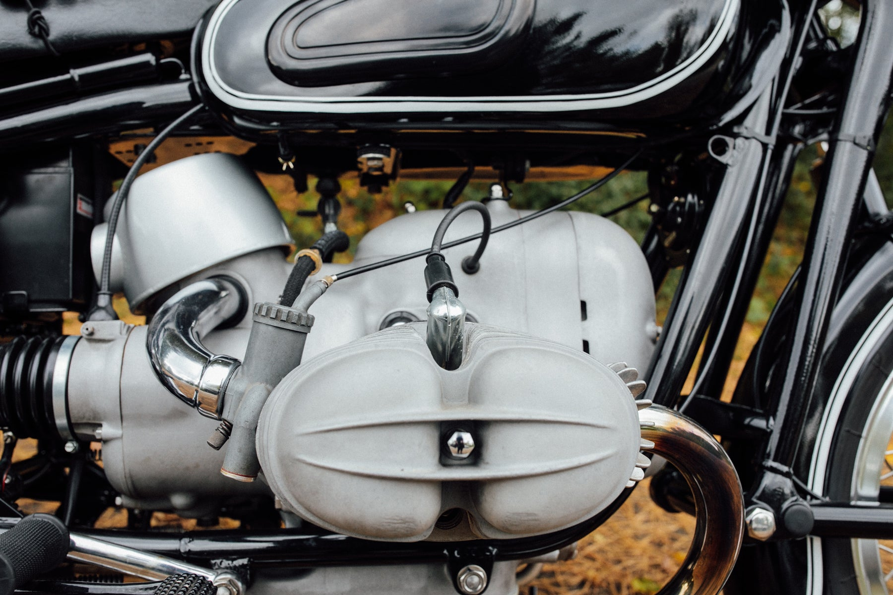 BMW R69S Classic Vintage Motorcycle Pittsburgh