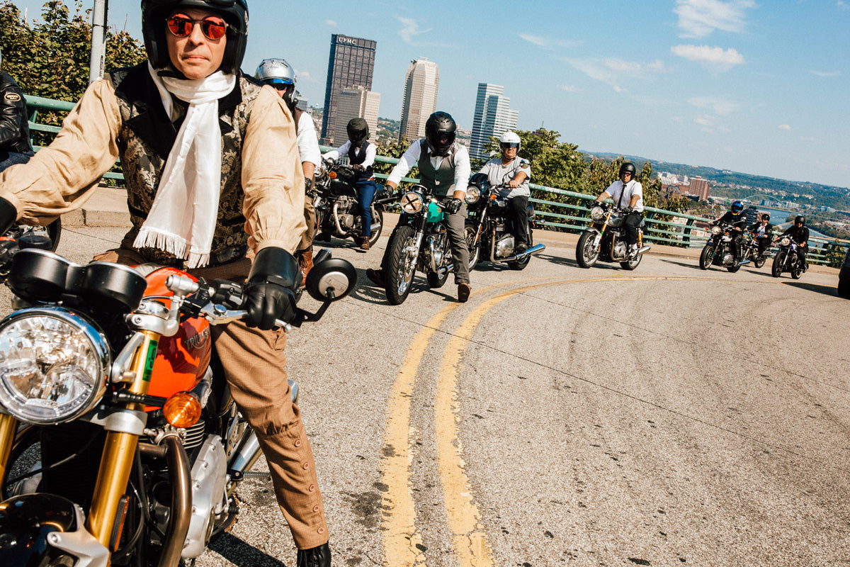 Distinguished Gentlemans Ride Pittsburgh 2017
